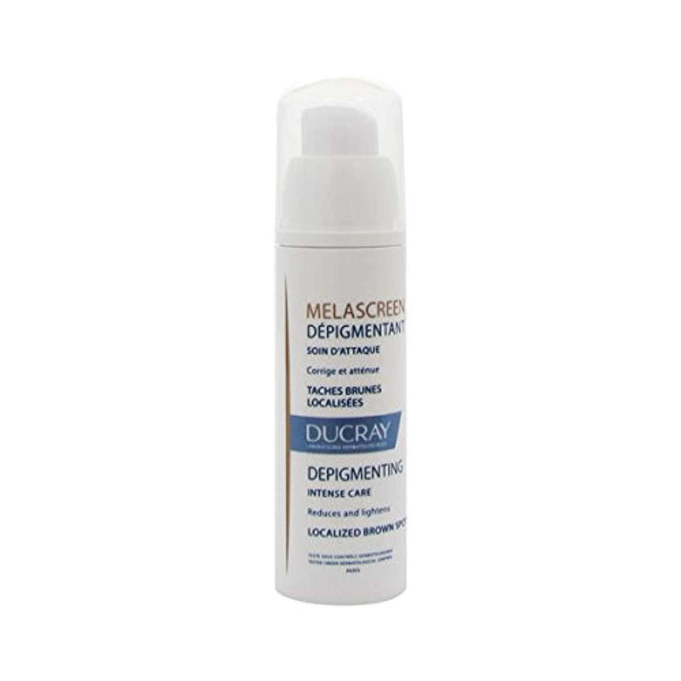 メロン折り目愛国的なDucray Melascreen Intense Depigmenting Care 30ml [並行輸入品]