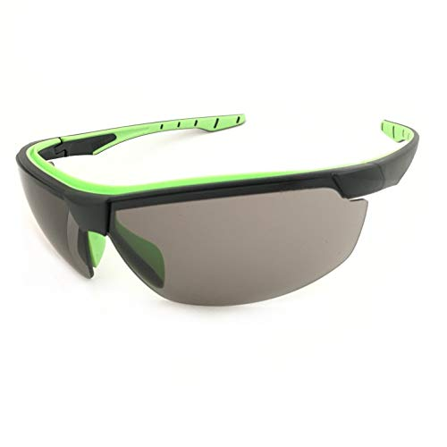 Óculos SOL Proteção ESPORTIVO STEELFLEX NEON FUME Esportivo AIRSOFT Teste Balístico Paintball Resistente A Impacto Ciclismo VOLEY FUTVOLEY ESPORTES DE AVENTURA