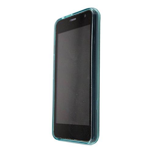 caseroxx TPU-Hülle für Archos Access 45 4G, Handy Hülle Tasche (TPU-Hülle in hellblau)