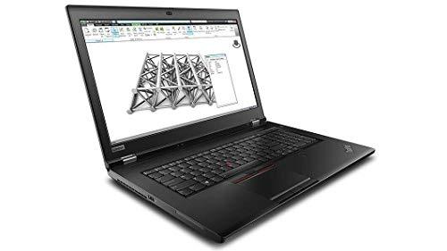 Lenovo ThinkPad P73 Laptop, 17.3' FHD (1920 x 1080), Intel Core i7-9850H, 16GB RAM, 512GB SSD,2, NVIDIA Quadro RTX 3000, Windows 10 Pro (Renewed)
