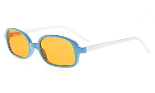 Eyekepper Gaming-glazen voor kinderen, blokkering, blauw, licht, anti-schittering, bril, vermindert oogstreiner, diepe slaap, voor kinderen