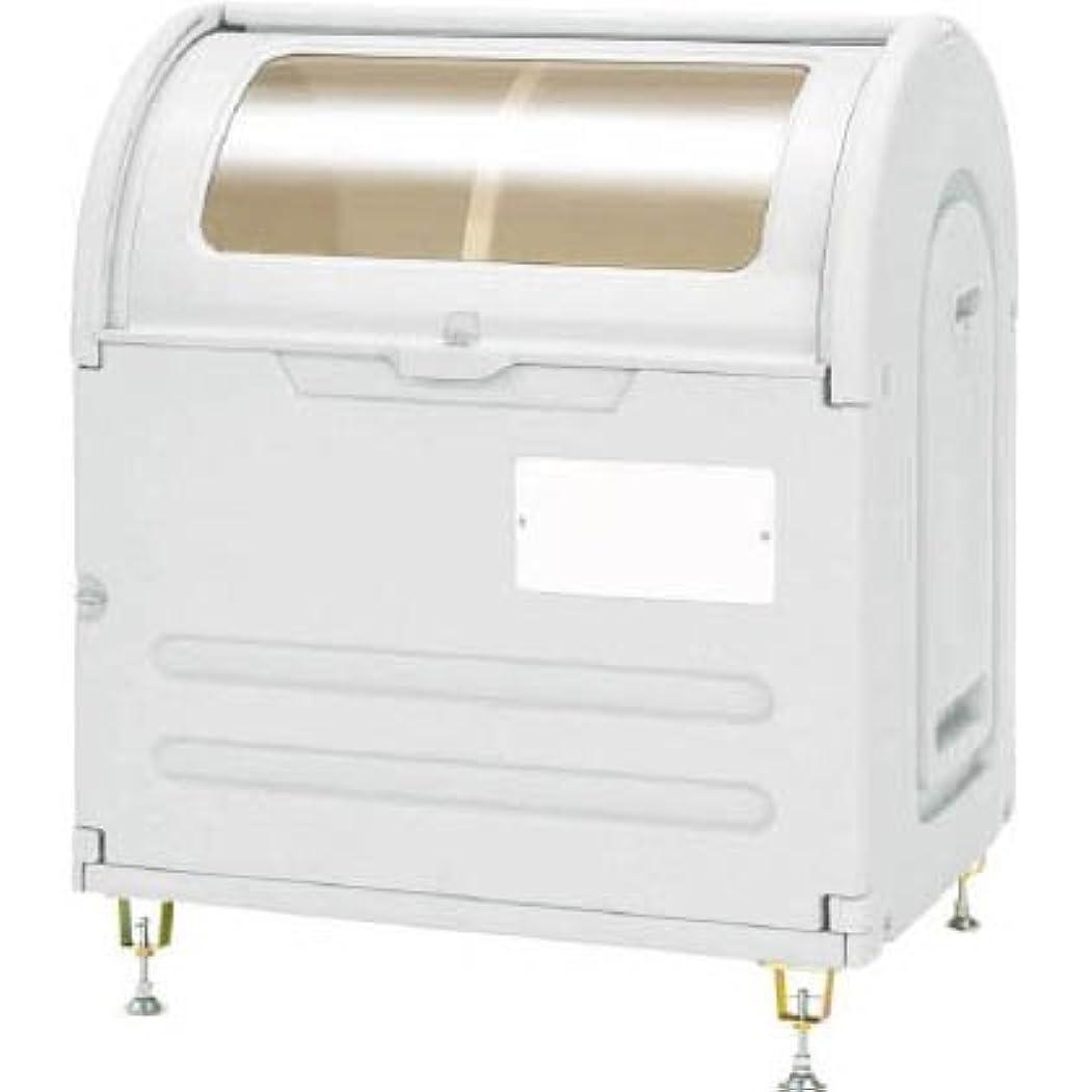 歌休憩符号アロン化成 ステーションボックス(透明窓タイプ) アジャスター仕様 ウォームグレー STB-C-500A