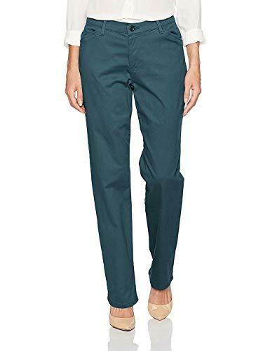 Lee Women's Relaxed Fit All Day Straight Leg Pant (Stargazer, 20 Medium)