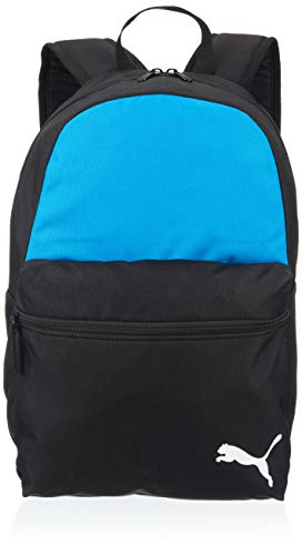 PUMA teamGOAL 23 Backpack Core Mochilla  Unisex Adult  Electric Blue Lemonade Black
