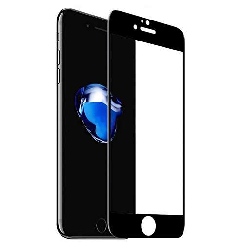 iPhone 7 Plus, iPhone 8 Plus Full Coverage Screen Protector, iFlash [2...