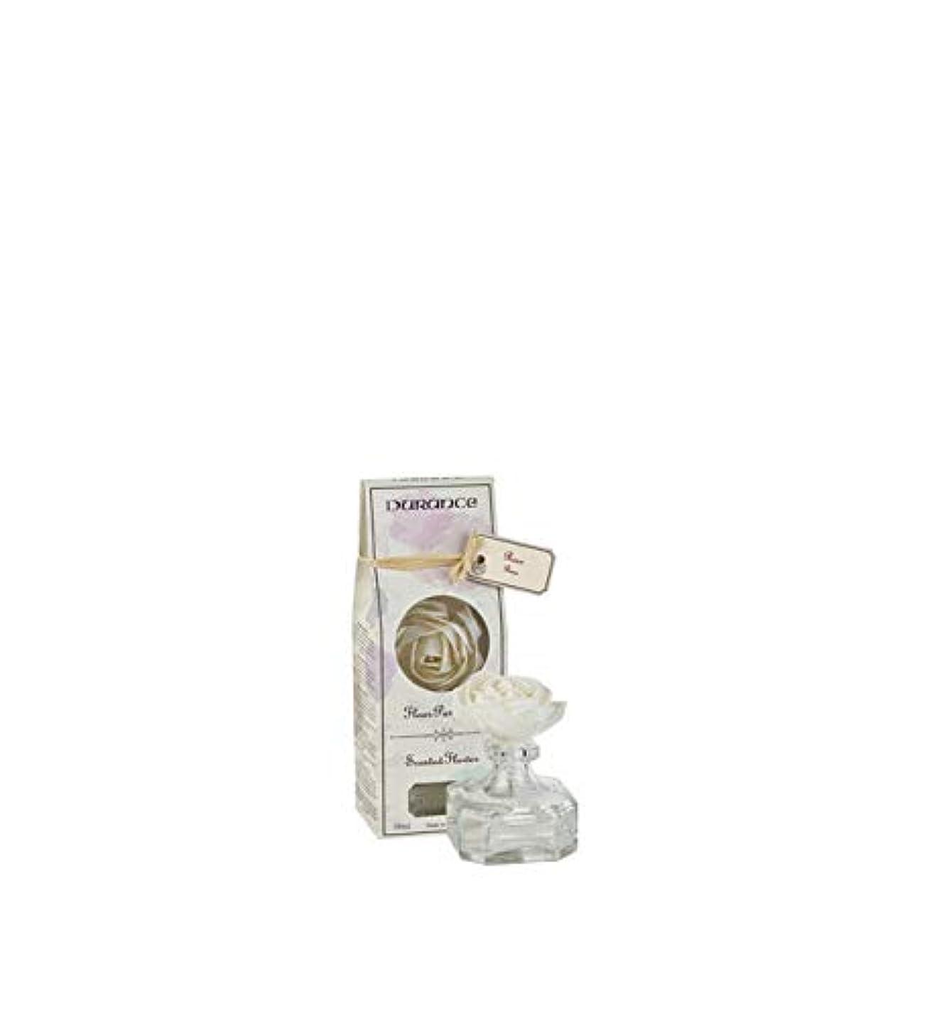 動的座る壊滅的なDURANCEデュランス ローズフラワーブーケ100ml ローズの香り ルームフレグランス 芳香剤