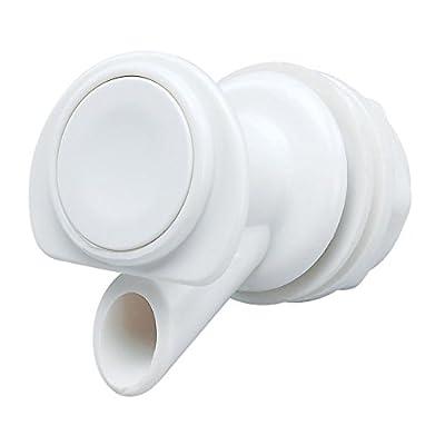Igloo Push Button Spigot (White)
