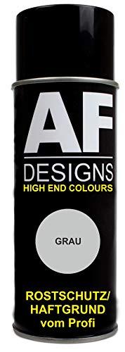 Alex Flittner Designs Rostschutz grau 400ml Spraydose Grundierung Haftgrund Autolack
