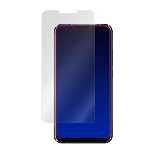 日本製 指紋が目立たない 傷修復液晶保護フィルム ASUS Zenfone 5Z (ZS620KL) / Zenfone 5 (ZE620KL) 表面用 OverLay Magic OMZE620KL/F/12