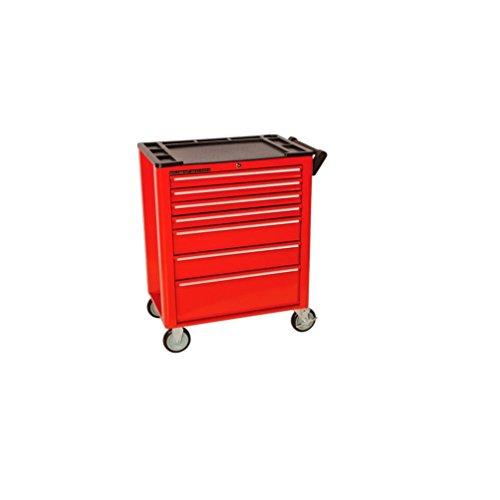 HOLZMANN MASCHINEN WW690L Werkstattwagen Farbe:Rot