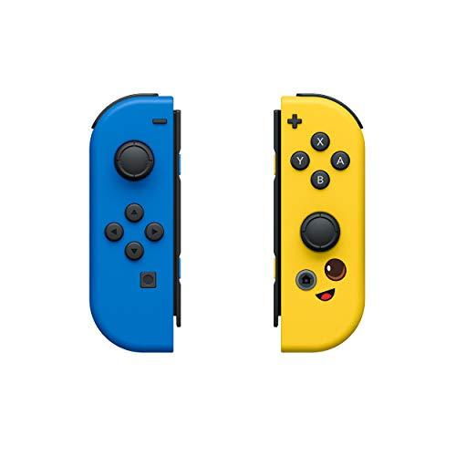 31LxGMYWSIL. SL500  - Nintendo Joy-Con (L)/(R) Fortnite Fleet Force Bundle - Nintendo Switch