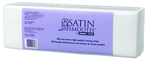 Satin Smooth Babyliss Pro Satin Smooth Wachsstreifen, aus Vlies, hochwertig, 100 Stück