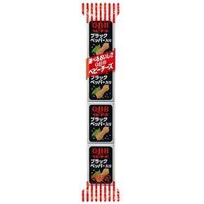 【冷蔵】Q・B・B ブラックペッパー入りベビー4個(60g)X10袋