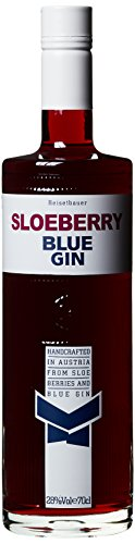 Blue Gin Sloeberry by Reisetbauer Limited Edition Gin (1 x 0.7 l)