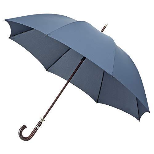 Impliva Falcone Regenschirm, 130 cm, Blau