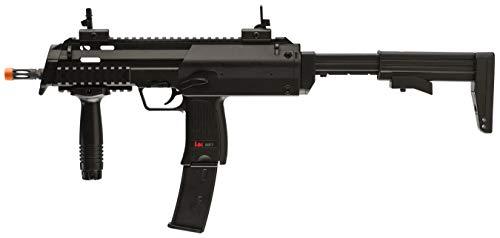 Umarex 2279040-HEK 2279040 Hecker and Koch MP7 AEG Airsoft Air Gun Pistol, Black Matte Finish, 24.5in. x 3.75in. x 10.5in.