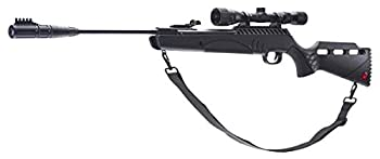 Umarex Ruger Targis Hunter Max .22 Pellet Rifle Black