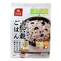 【おいしい雑穀米】はくばく おいしさ味わう十六穀ごはん180g(30g×6袋)×6点セット