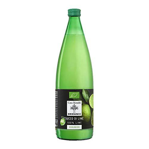 生搾り有機ライム ストレート100% 果汁 1000ml