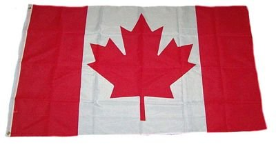 Fahne / Flagge Kanada NEU 90 x 150 cm Flaggen