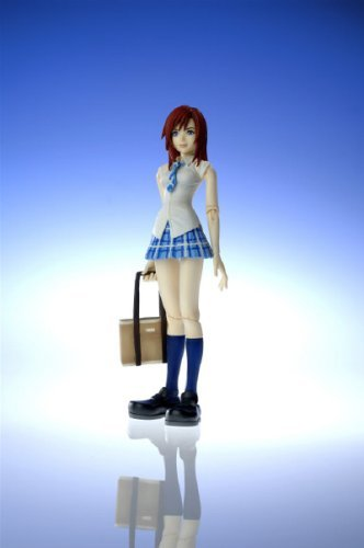 Disney Square-Enix Kingdom Hearts 2 Series 1 Play Arts Action Figure Kairi [Toy] (japan import)