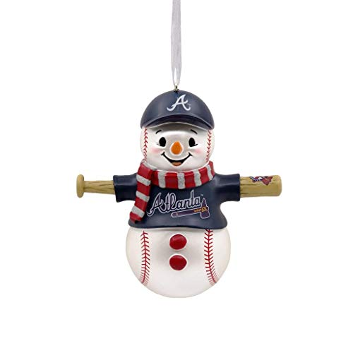 Hallmark MLB Baseball Snowman