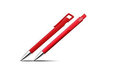 VW Audi Kugelschreiber rot, Werbemittel - 26000394