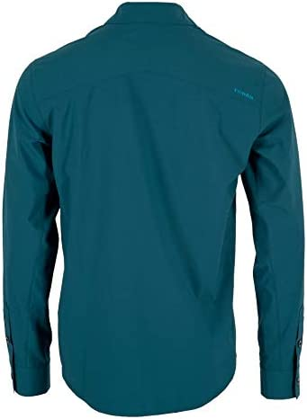 Ternua ® Terpuk Long Sleeve Camisa Hombre