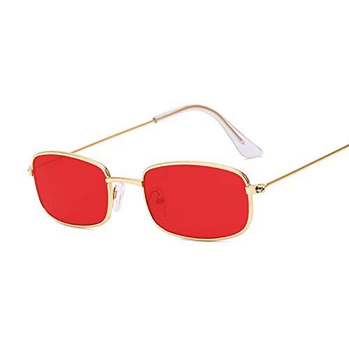 Gafas de sol de montura pequeña, unisex, gafas de sol retro, adecuadas para senderismo, conducción y viajes de pesca