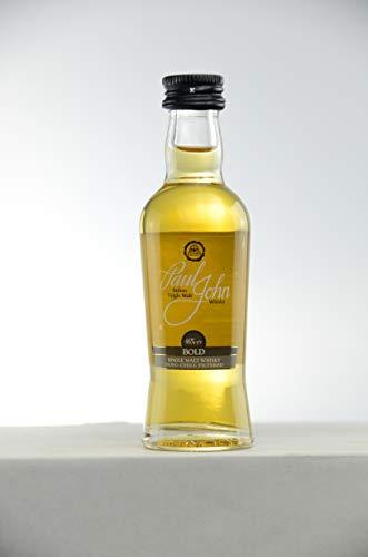 PAUL JOHN - BOLD - Single Malt Whisky Indien 46% vol. 1x0,05L MINIATUR