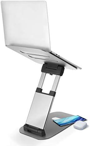 Adjustable Laptop Stand NASUM Ergonomic Multi Angle Laptop Holder Aluminum Computer Stand Adjustable product image
