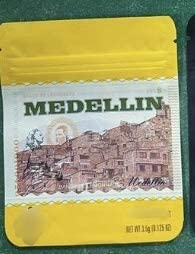 Medellin Cookies SALENEW very popular! Cheap SALE Start Bags - 100pcs PACKAGING EMPTY $79.99 for