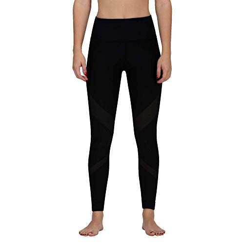Hurley Damen W Q/D MESH SURF Legging Shorts, Black, XS