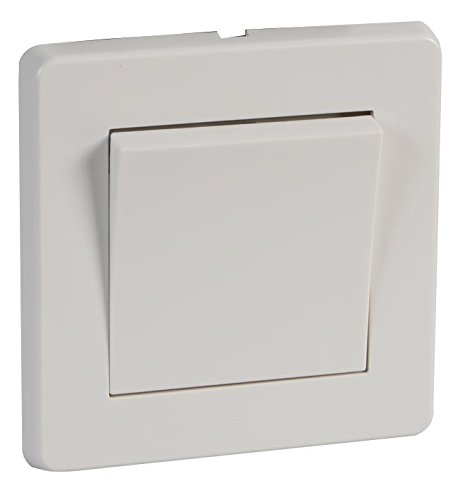 Crabtree 5170 Wide Rocker Light Switch 10amp Single Gang-1 or 2 Way