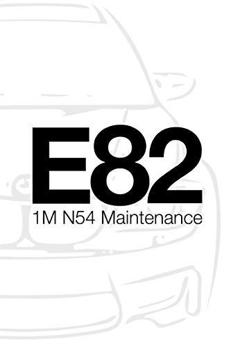 E82 1M N54 Alpine White