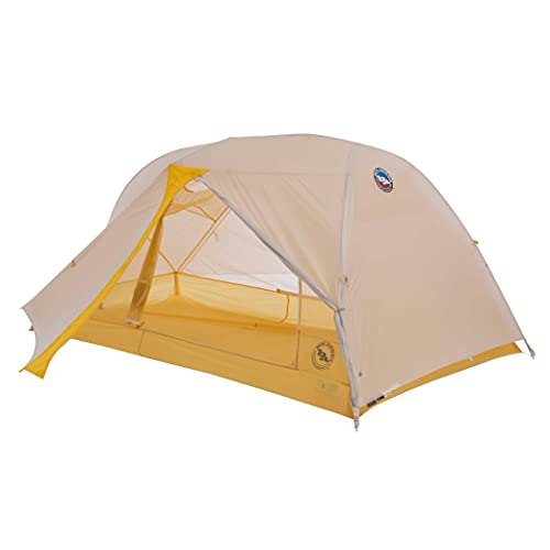 Big Agnes Tiger Wall Ultra Light Tent w/UV-Resistant Solution Dyed, 2 Person