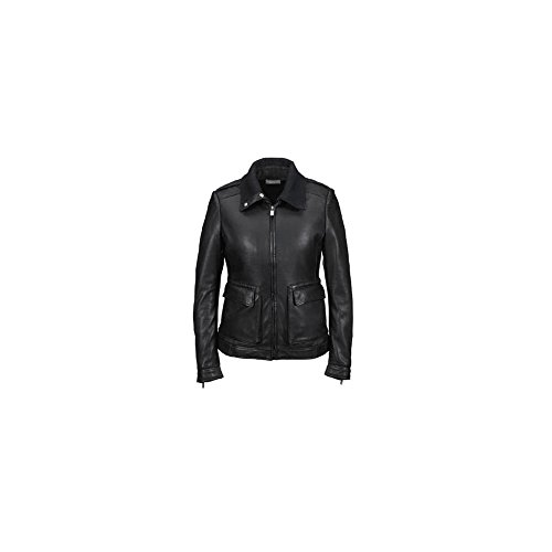 Porsche Design Leather Jacket Ladies S