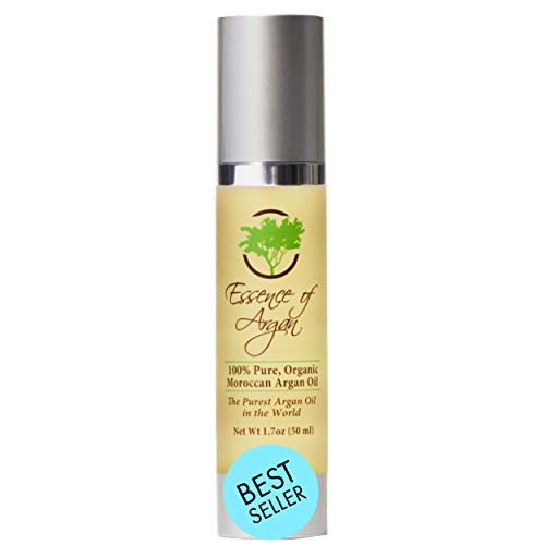 Essence Of Argan Moroccan Argan Oil for Skin and Hair, 1.7 Ounces