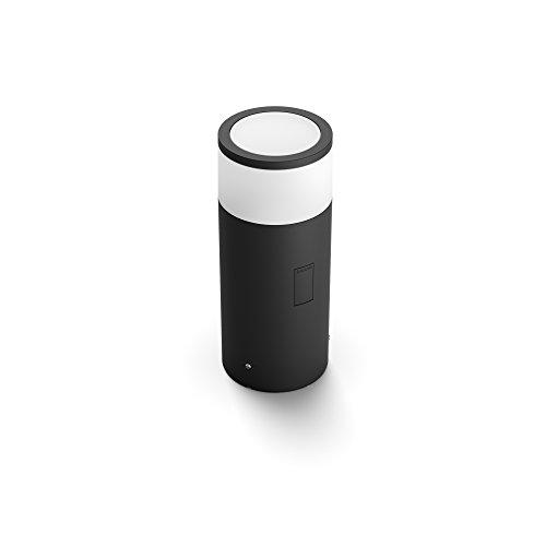 Philips Hue White & Color Ambiance CALLA Kit extension1 Borne 8 W - Noir