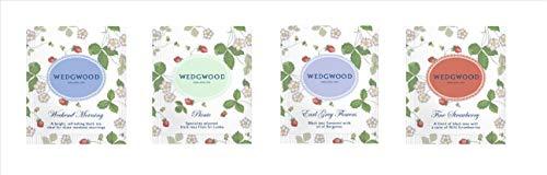 Wedgwood(ウェッジウッド)『ワイルドストロベリーティーバッグ4種36個アソートセット』