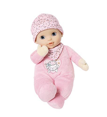 Zapf Creation 702543 Baby Annabell Heartbeat for Babies Babypuppe mit Geräuschen zum Einschlafen, 30 cm