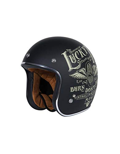 Origine Helmets Origine Primo Flying Wheel Black, Nero, Taglia M