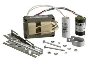 Universal #M50MLTLC3M 120-277 volt Magnetic Core & Coil Quad-Tap Ballast Kit, operates 50W MH