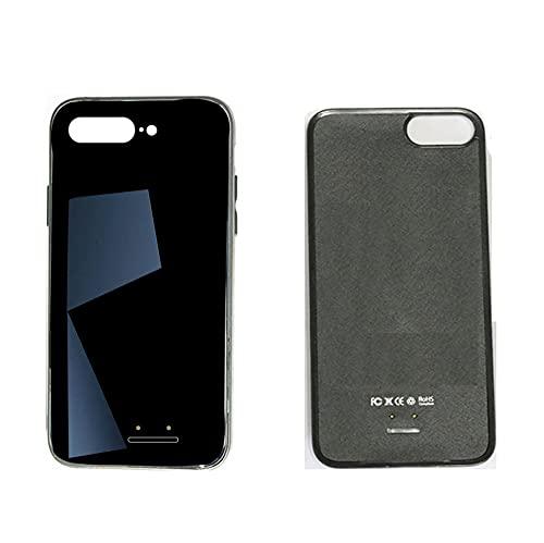 Landi BJC5.5 - Caja de expansión para iPhone 8P/7P, función de carga powerbear iPhone 7 Plus, caja de batería/iPhone 8 Plus, cargador recargable de alta capacidad