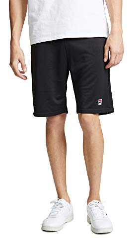 Fila Men's Dominico Shorts, Black, Small