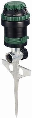 Orbit 3 Pack H20-6 Gear Driven Sprinkler on Sturdy Spike Base…