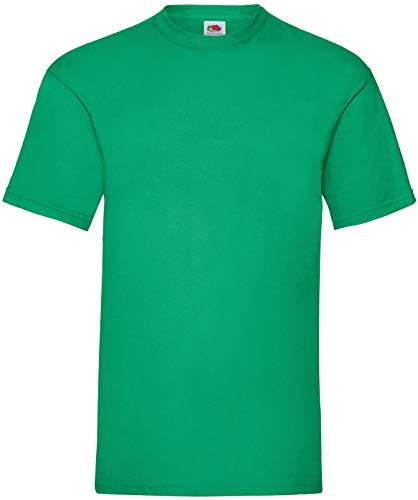 Fruit of the Loom - T-Shirt \'Valueweight T\' / Kelly Green, 3XL