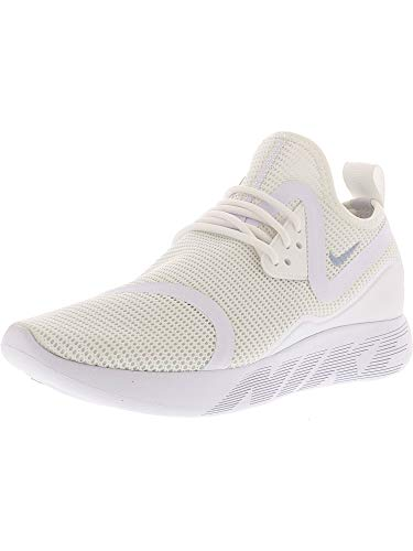 Nike Mujeres Lunarcharge BR Mujeres Running 942060 Sneakers Turnschuhe (UK 6 US 8.5 EU 40, White Blue White 100)