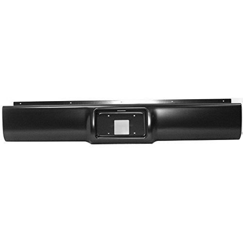 Roll Pan for GMC C/K FULL SIZE P/U 88-98 Rear Steel w/License Plate Part w/Light Kit and Hardware