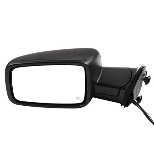 Aintier Driver Side Side Mirror Compatible with 2009-2010 Dodge Ram 1500 2011-2013 Ram 1500 2011-2015 Ram 2500 Ram 3500 with Power Heated Manual Folding Turn Signal Light